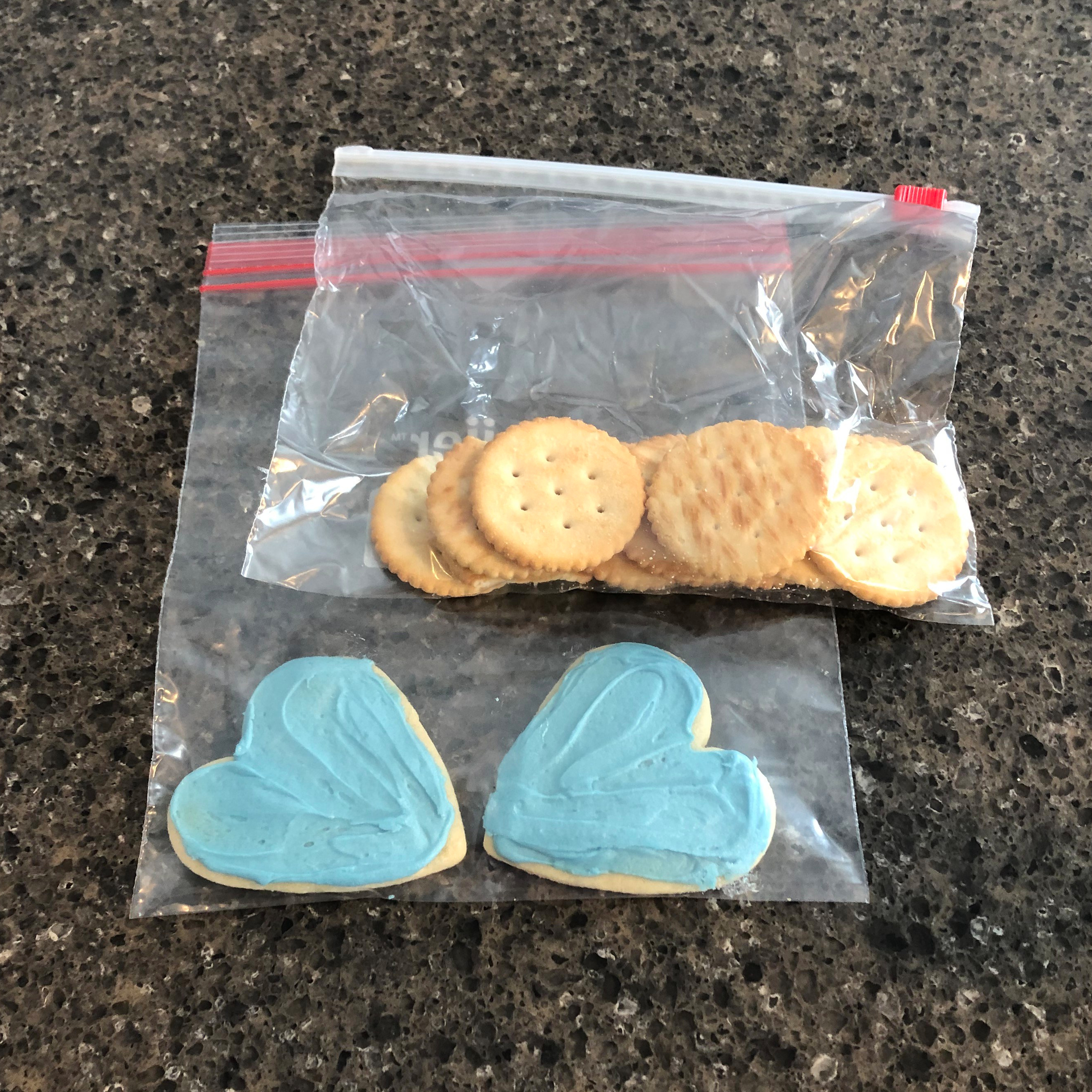 Soy-Free Crackers, Soy-Free Cookies