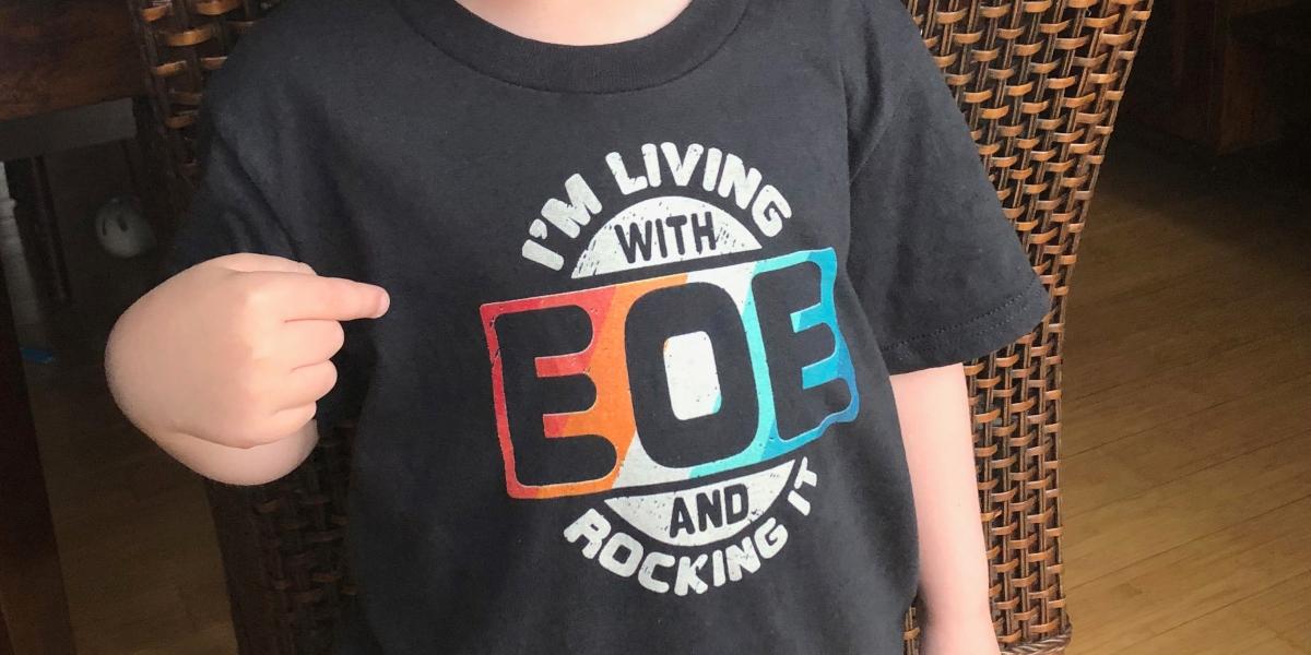 My Son Has EoE… And He's RockingIt.