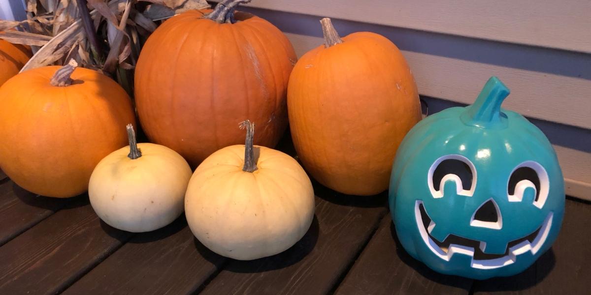 It's Teal PumpkinTime!